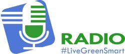 Radio Live Green Smart Logo