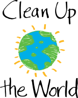Clean Up The World Logo