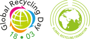 Global Recycling Day & Global Recycling Foundation Logos