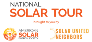 National Solar Tour @ America  (dates vary by region)