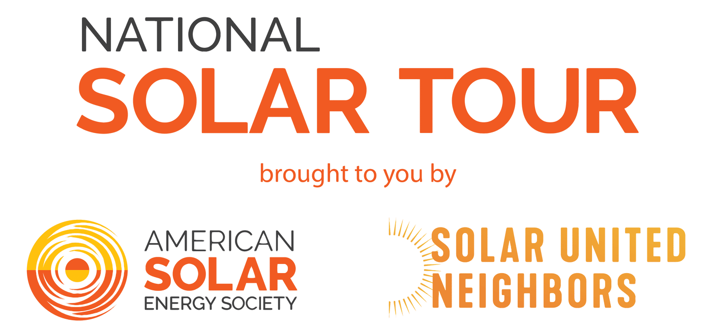 National Solar Tour Logo