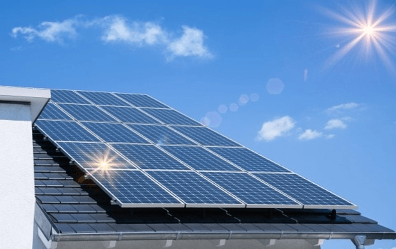 Photo-voltaic Solar Power, Backup Batteries, Grid-tied