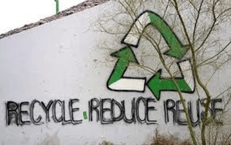 Recycle, Reuse, Reduce, Repurpose