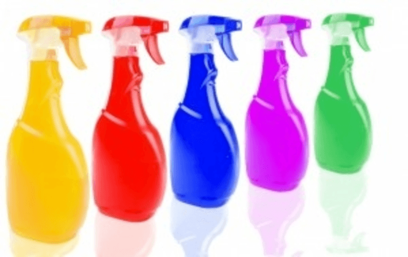 Using or Making Non-Toxic Household Products
