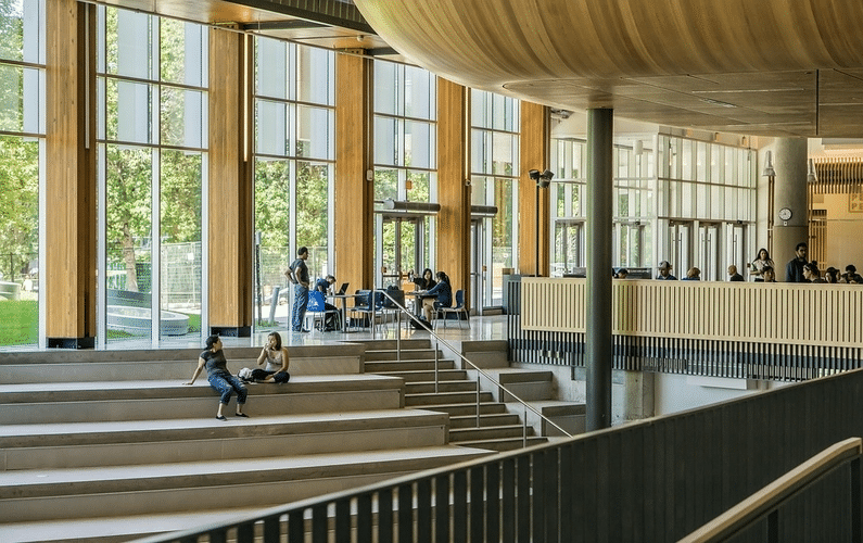 Inside a University - Unlock Your Health and Lifestyle Universities